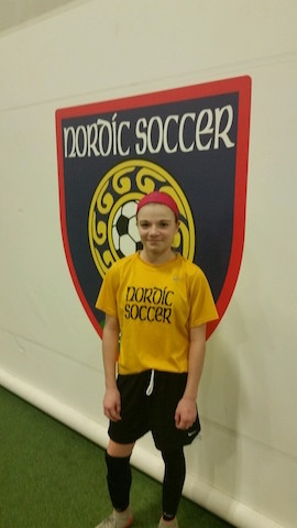 Congratulations to Emma Wennar (12 Girls Green) on being selected to the U.S. Soccer Training Center